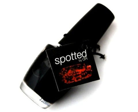 OPI's Spotted Polish Selling for $70, Charlotte Ronson's Secret to Perfectly Messy Hair and More