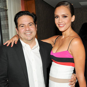Narciso Rodriguez's Shoe Lauch With Jessica Alba at Barneys
