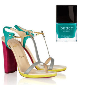 Summer Pedicure Ideas For Sandals