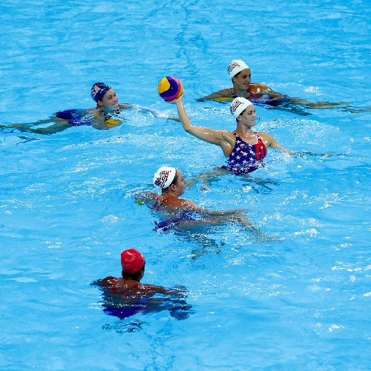 US Women's Olympic Water Polo Training Schedule