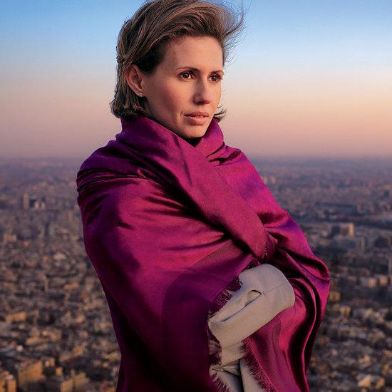 Joan Juliet Buck on Vogue Profile of Asma al Assad