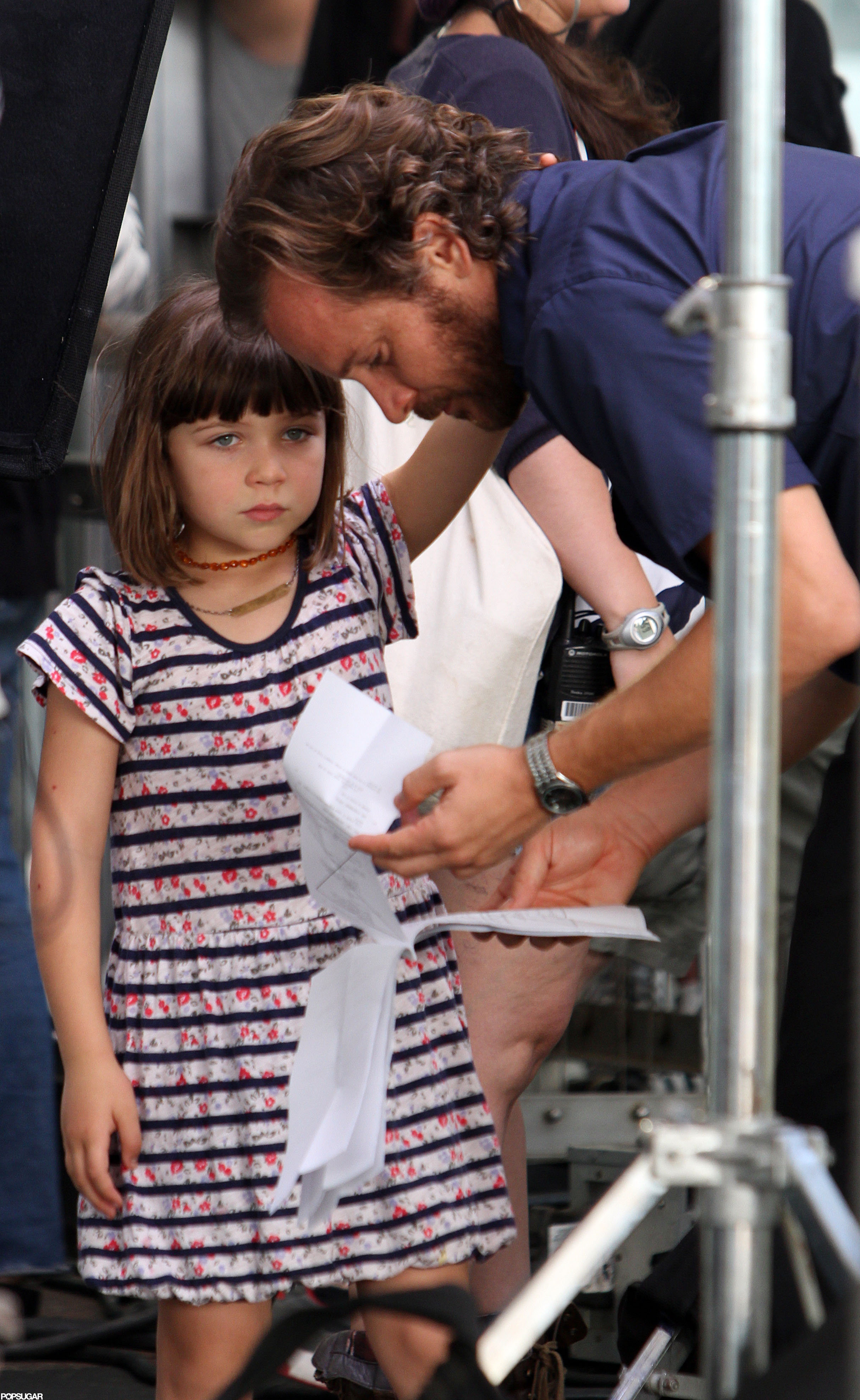 A First Look at Maggie Gyllenhaal and Peter Sarsgaard's Daughter Gloria!
