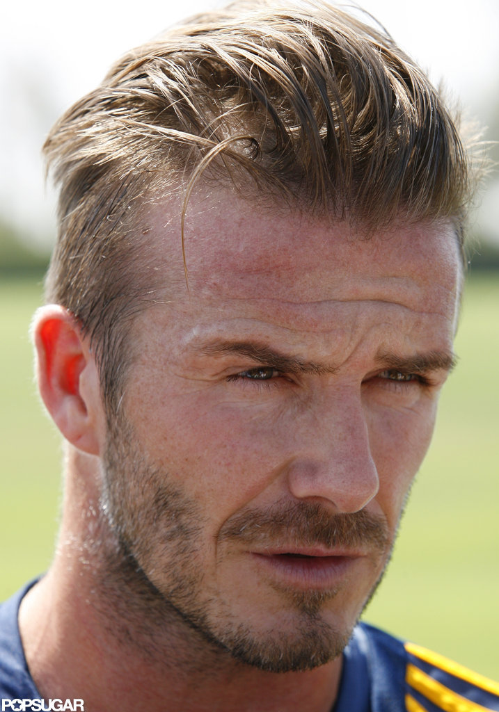 the gallery for gt david beckham haircut olympics