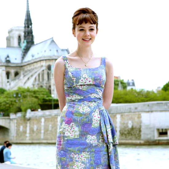 Carey Mulligan Style in An Education