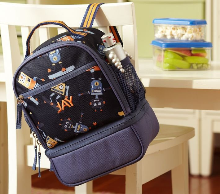 Pottery Barn Kids My First Backpack Puppy