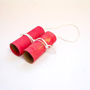Easy-to-Make Play Binoculars