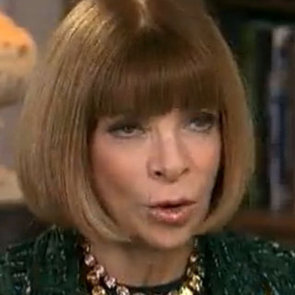 Anna Wintour Vogue Archive Interview on CBS Sunday Morning