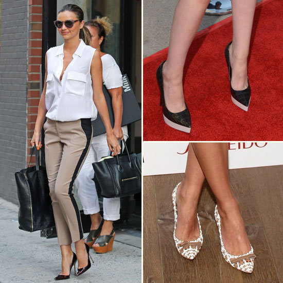 The Trend: Pointed-Toe Pumps
