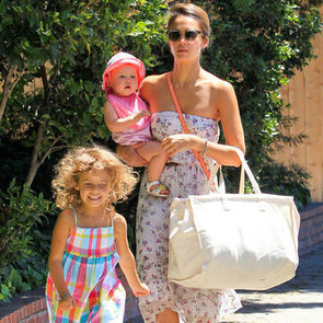 Celebrity Family Pictures August 6, 2012