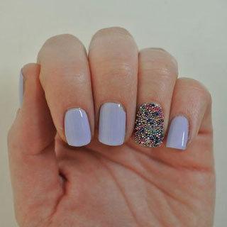 DIY Nail Art: Hello Darling Rockcandy Manicure