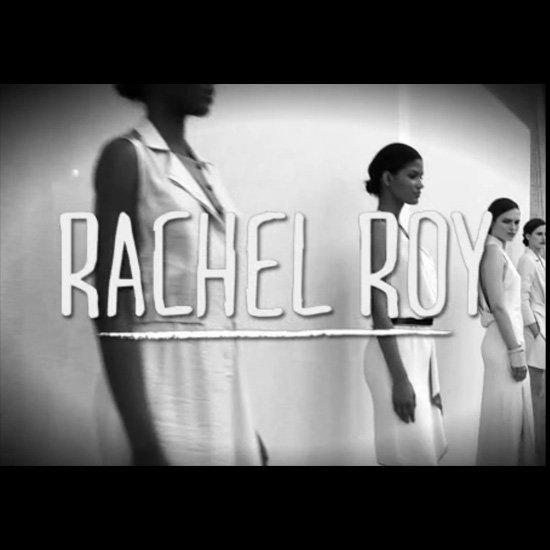 Rachel Roy Spring 2012 [Runway Video]