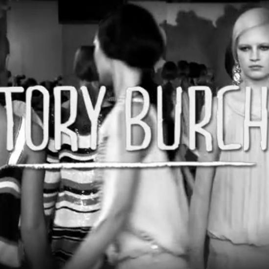 Tory Burch Spring 2012 [Runway Video]