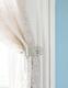 Fork Curtain Tieback