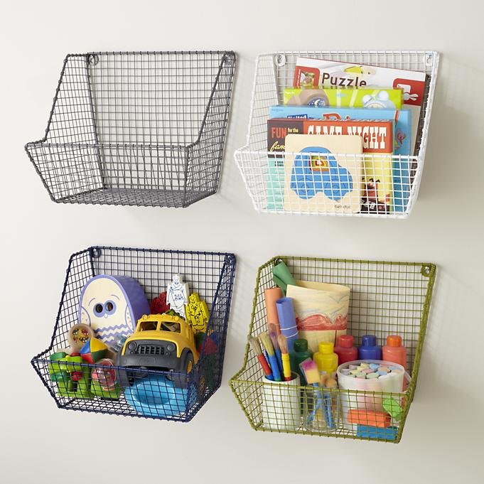 Down to the Wire Wall Bin ($39)