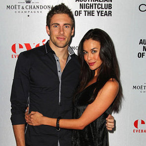 Megan Gale Pictures With Her Australian Celebrity Friends