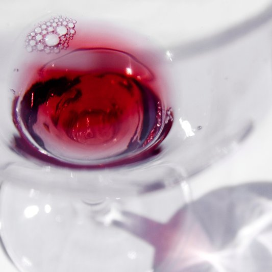 Wineglass Cleaning Tip