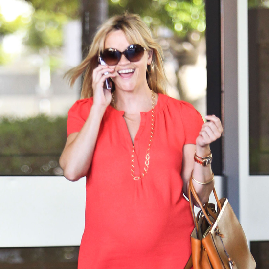 Reese Witherspoon Pregnant Style 2012 | Video