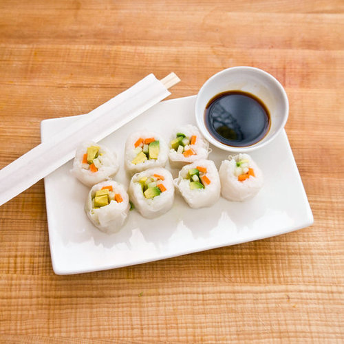 Spring Roll Sushi