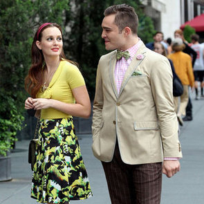 Ed Westwick and Leighton Meester Gossip Girl Pictures