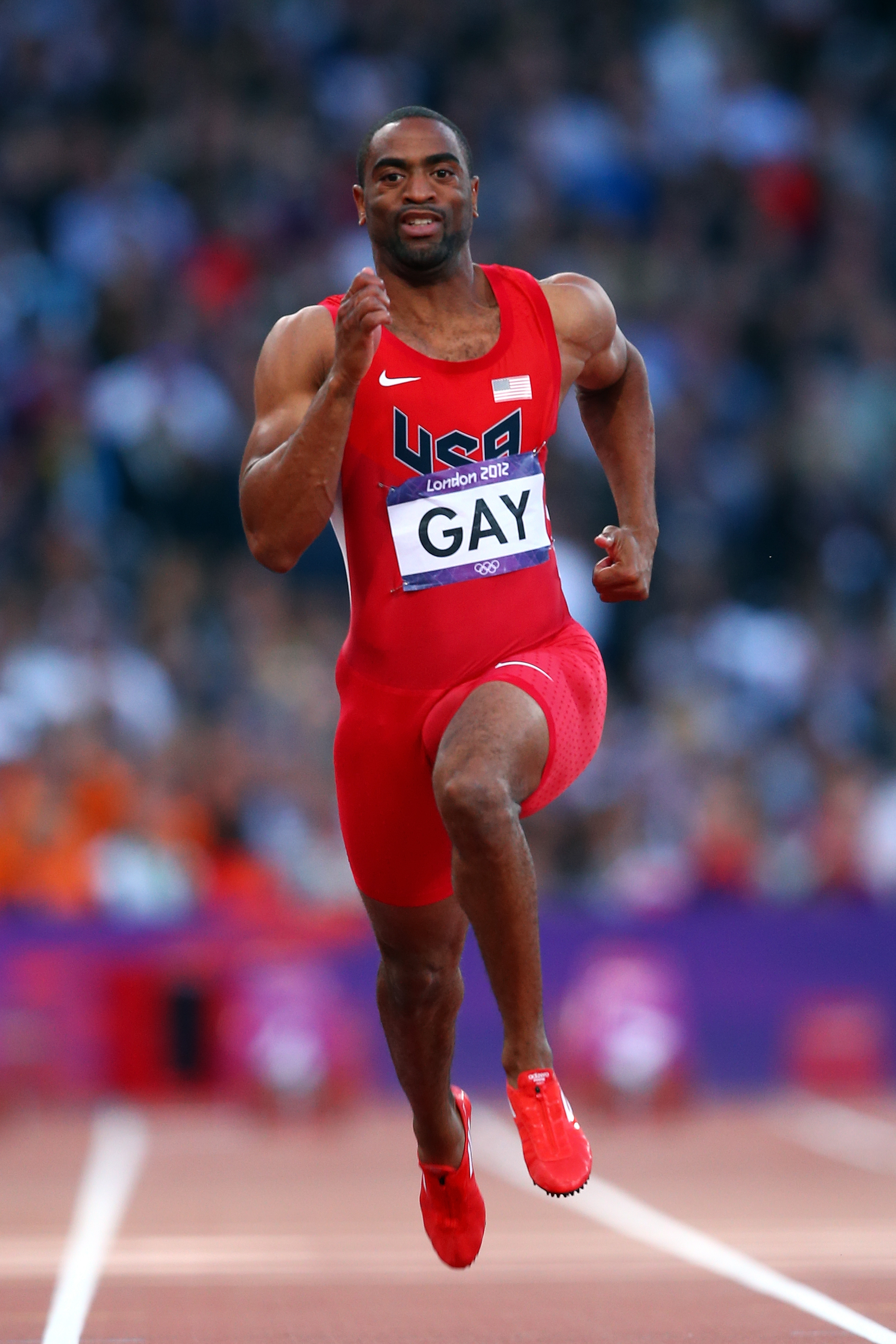 Tyson Gay | Dress Like an Olympian With These Key Pieces | POPSUGAR ...