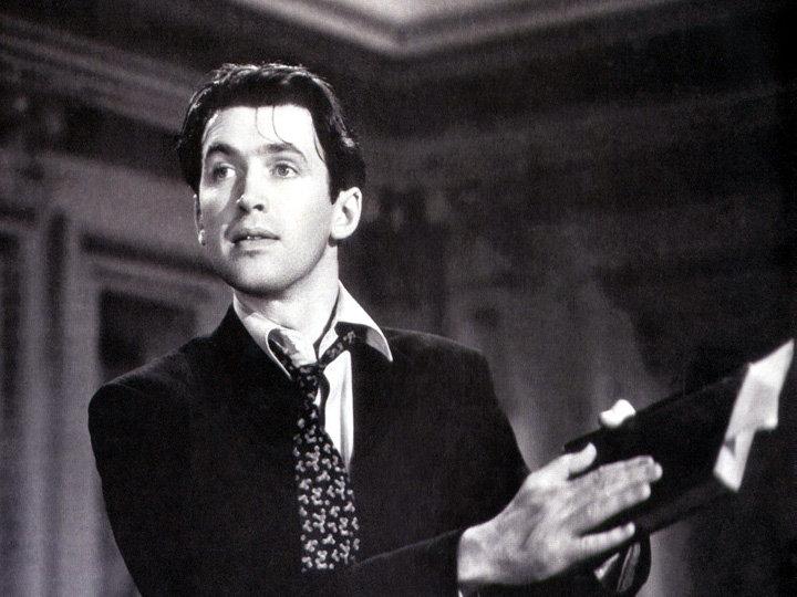 Jimmy Stewart, Mr. Smith Goes to Washington