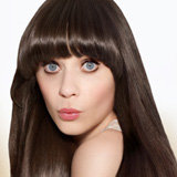 Zooey Deschanel Joins Pantene's Beautiful Lengths Program