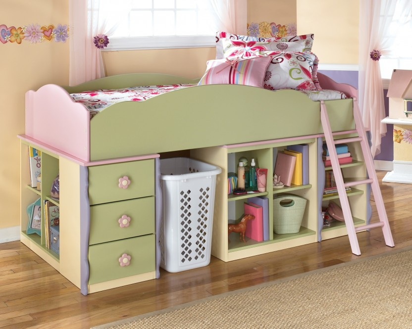 Doll House Twin Loft Bed 611 Originally 1 017 8 Big Kid Beds That Are