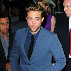 Robert Pattinson Cosmopolis Press Pictures