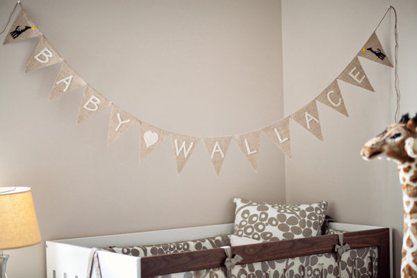 Baby Wallace Banner
