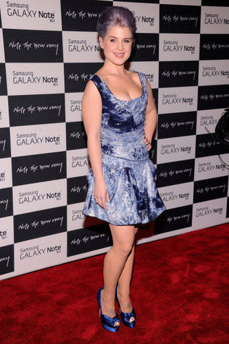 Found! Kelly Osbourne on the Red Carpet, in Vivienne Westwood