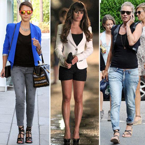 Celebrity Style Recap | Aug. 18, 2012