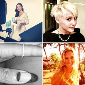 Candid Photos: See Miranda Kerr, Miley Cyrus & Jennifer Hawkins Pictures