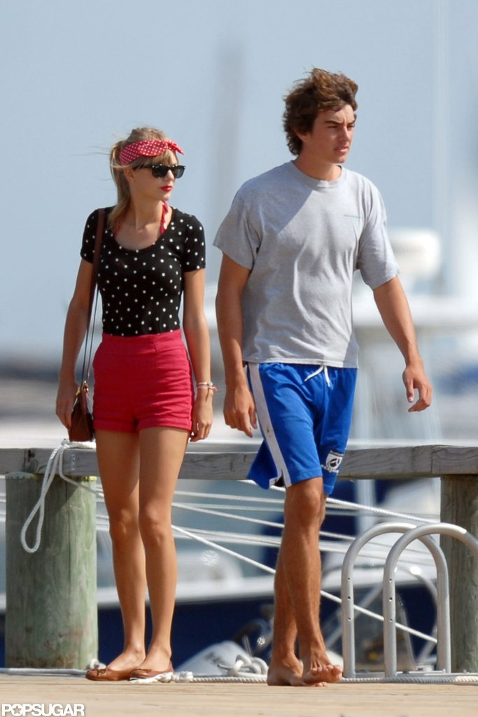 Taylor Swift and Conor Kennedy spent the weekend together.