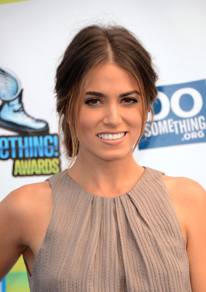 Nikki Reed attended the Do Something Awards.