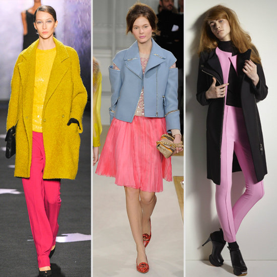 The Power of Pink  — Fall's New Color Crush