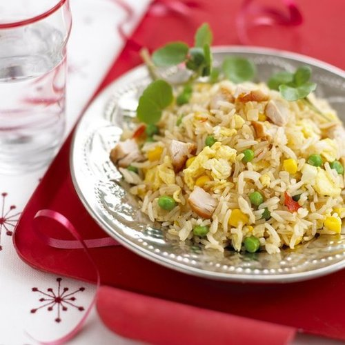 Annabel Karmel's Egg Fried Rice