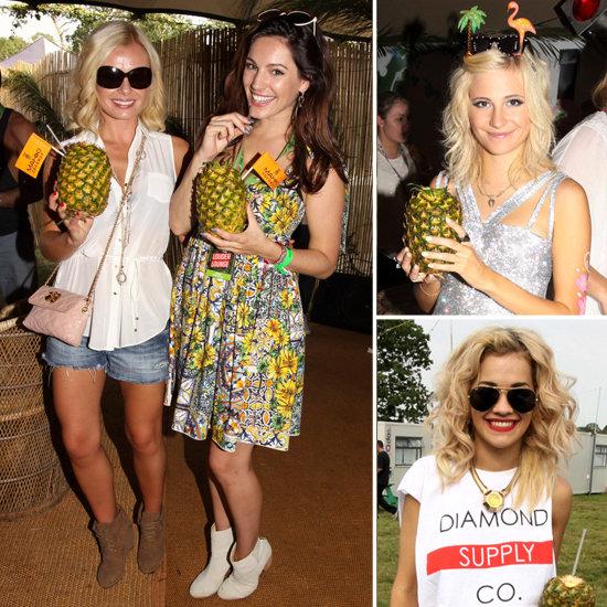 V Festival 2012 Fashion