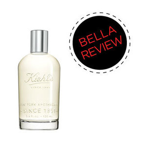 BellaSugar Product Review of Kiehl's Aromatic Blends Vanilla and Cedarwood EDT
