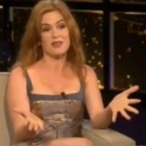 Isla Fisher Interview on Chelsea Lately Video