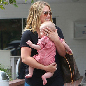 Hilary Duff and Luca Comrie Pictures