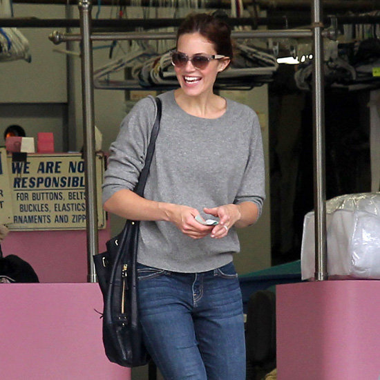 Mandy Moore Loafers