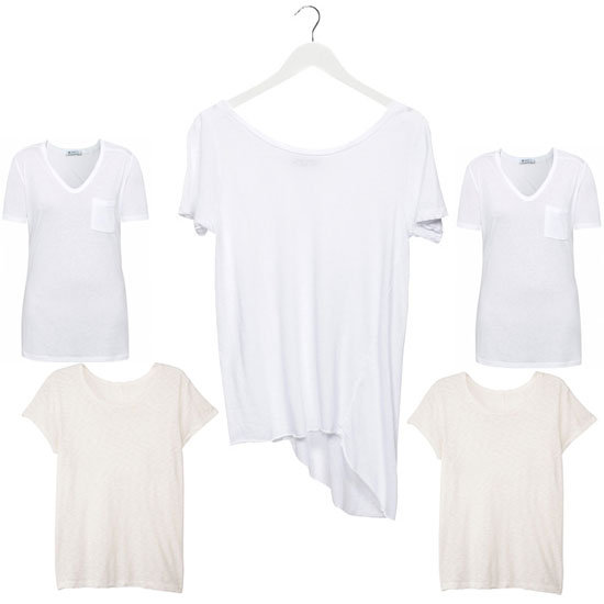 The Essential Wardrobe: Shop Our Top White Tee Shirts Online with James Perse, Bassike, Bonds, Kain & more