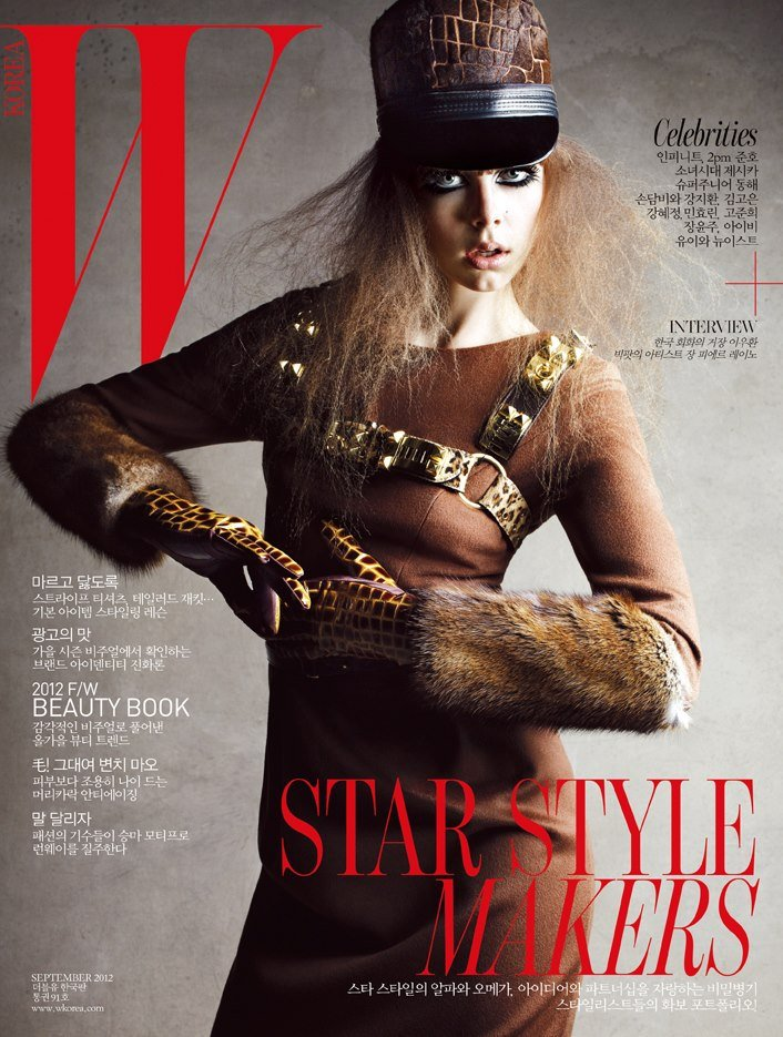 W Korea September 2012