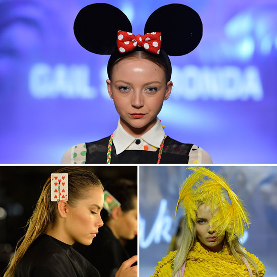Sydney Fashion Festival Headwear