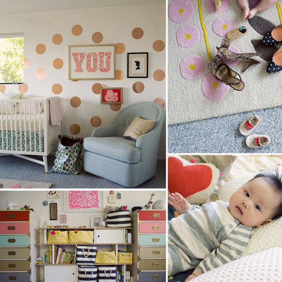 Baby Ruby's Fanciful, Fun Nursery