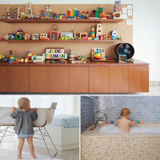 Martha Stewart's Grandchildren's Space