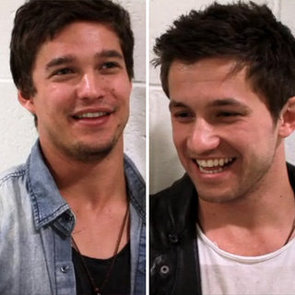 Brisbane Brothers Zach and Aaron Russell The X Factor 2012 Auditions