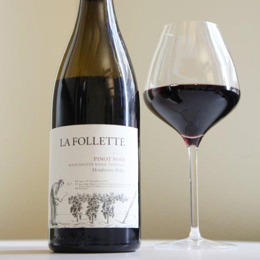 2009 La Follette Manchester Ridge Pinot Noir