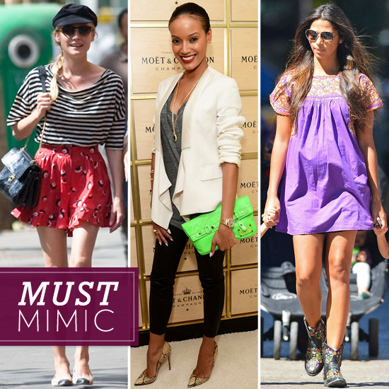 Steal the Spotlight in This Week's Most Spectacular Celebrity Styles