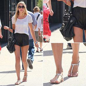 Jessica Hart Street Style   August 30, 2012